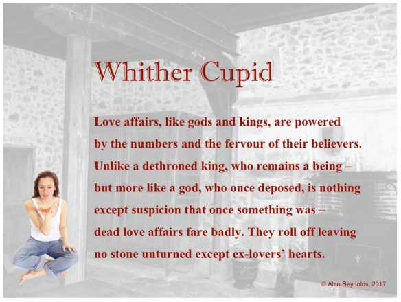 Whither Cupid