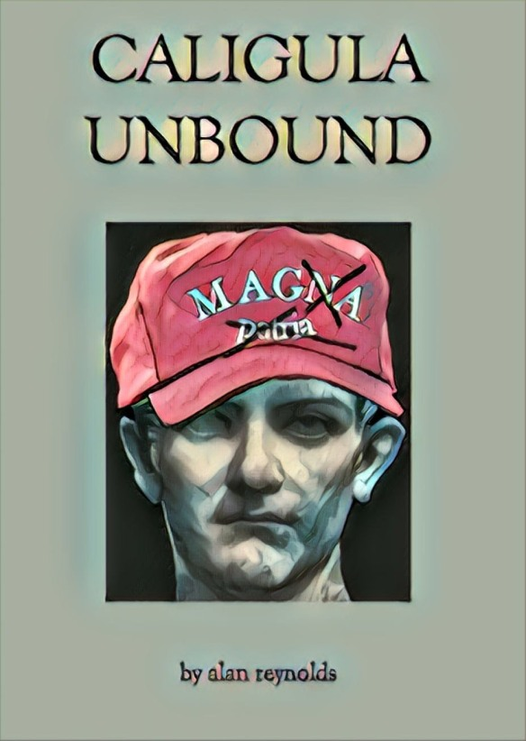 Caligula Unbound cover